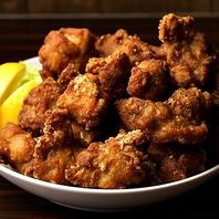 食べ放題 鶏から揚げ