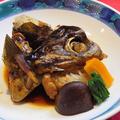 料理メニュー写真魚のあら煮