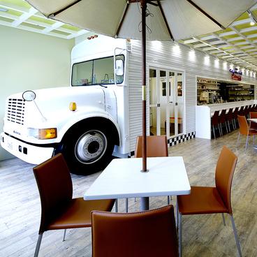 カリフォルニアローストデッカー66 ダイナー&カフェの雰囲気1