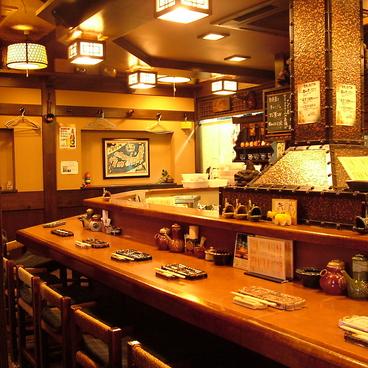 串の坊 広島パルコ前店の雰囲気1