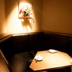 2名様半個室です【赤坂見附/居酒屋/飲み放題/3時間/宴会/団体/大人数/おすすめ/貸切/個室/女子会/誕生日/記念日】