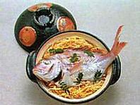 真鯛の炊込み御飯