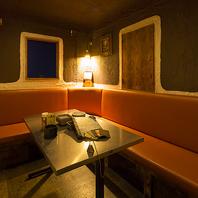新横浜の隠れ家☆洞穴のような半個室にトキメク…