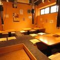 JR京浜東北線「蕨駅」より徒歩3分と駅近!!アクセスがよい当店は、各宴会にもおすすめです◎ご予約、ご来店心よりお待ちしております!