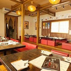 博多もつ鍋 福屋 神戸本店の雰囲気1
