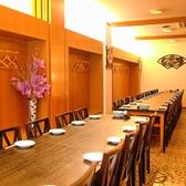 4~40名用テーブル席(24~40名レイアウト)