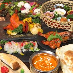 Pariwar Spice Cafeの写真