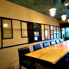 Cafe&Bar 45番地の雰囲気1