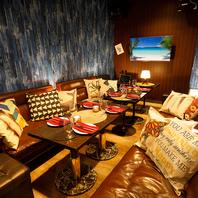 全席完全個室&カラオケ完備の宴会特化型店舗