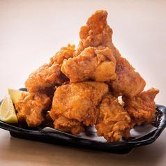 料理メニュー写真■揚げたて唐揚げ わがまま盛り 【鶏もも/鶏ムネ/合い盛り(もも・ムネをハーフ&ハーフ)】