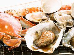 海鮮・かき焼 海勇水産のおすすめポイント1