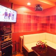 ☆ピンクな個室☆