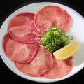 料理メニュー写真蔵の定番 ネギ塩牛タン