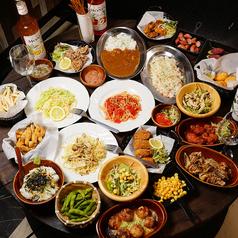 cafe&dining f.t crew エフティークルーのコース写真