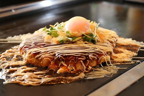 Okonomiyaki Teppanyaki ki yoshita image