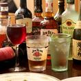 アルコールも充実。ランチとは違った顔を見せる店内は2度美味しいROOK の楽しみ方。ゆったりした雰囲気でアルコールが楽しめます。