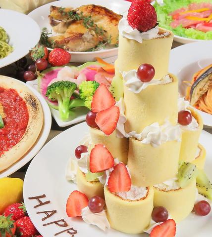 チーズとお肉・海鮮イタリアン食べ放題のお店   鈴木|店舗イメージ8