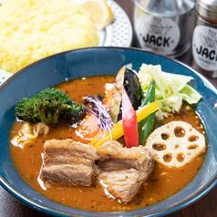 札幌スープカレーJACKのおすすめ料理1