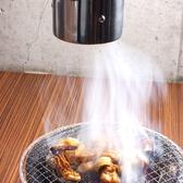 無煙ロースター使用で煙も気にならない!さらに、煙が肉に当たり、肉本来の旨みを引き出します♪