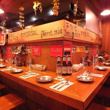 あろいなたべた 神田須田町店の雰囲気1