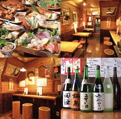 北海道直送炭焼き酒場 36番倉庫の写真