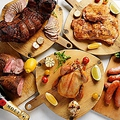 料理メニュー写真60種類のアルコール150分飲み放題付★お肉3種食べ比べ♪6000円→5000円