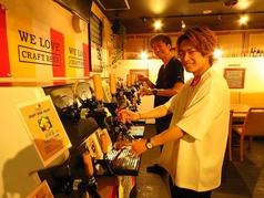 ビアガーデン グラバー GLOBAR 柏店のコース写真