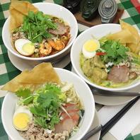 タイ料理店での経験を活かした料理