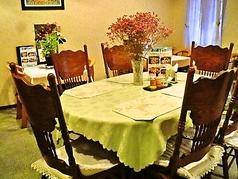 テーブル席6名席×1卓