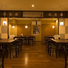 バラモン食堂の雰囲気1