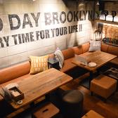 ブルックリンカフェ THE BROOKLYN CAFE 金山店の雰囲気3
