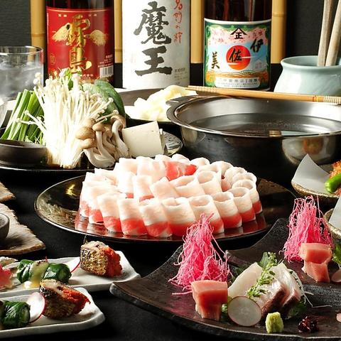 【渋谷駅2分】大人の隠れ家|鹿児島・九州の厳選素材と本格和食|飲み放題プランあり