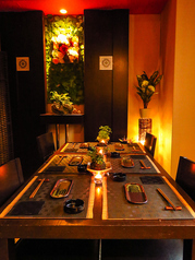 居酒屋 黒の厨房 福黒桜 ふくろう 鹿児島 天文館の雰囲気1