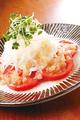 料理メニュー写真 完熟トマトサラダ