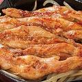 料理メニュー写真名物 鶏セセリ焼き