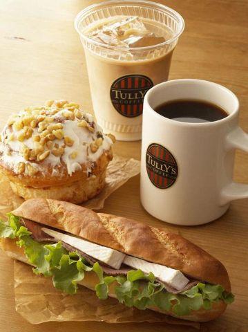 タリーズコーヒー TULLY'S お台場デックス店