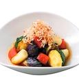料理メニュー写真初夏の野菜の南蛮漬