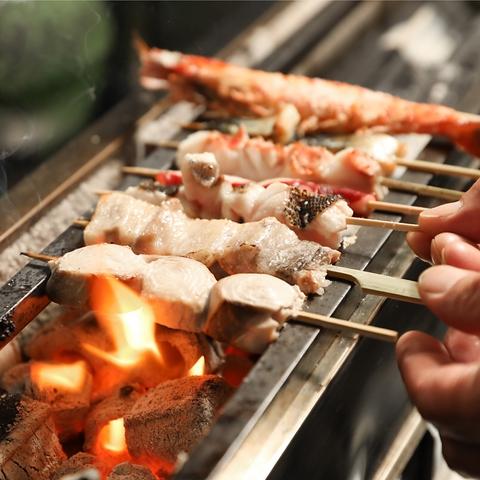 鮮魚と串物いろいろ940~kushimaru~