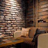 ブルックリンカフェ THE BROOKLYN CAFE 金山店の雰囲気2