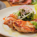 料理メニュー写真丹波鶏の香草グリル ローズマリー風味