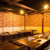 肉とチーズの個室酒場 東京ミートチーズ工場 新宿駅前店の雰囲気3