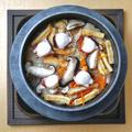 料理メニュー写真たこ釜飯