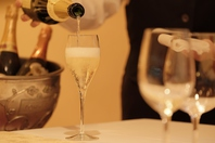 良いワインを良いグラスで