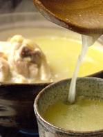 10時間煮込んだ黄金スープ