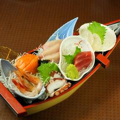 【超目玉!!】鮮!!大漁舟盛