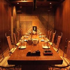 12名様個室で会社宴会に丁度いい。