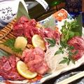 料理メニュー写真[馬焼肉]本日のおすすめ盛り合わせ