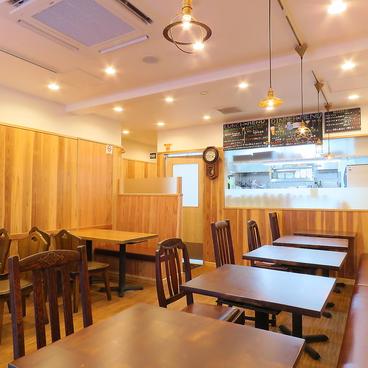 洋食の店 ITADAKI 円町店の雰囲気1