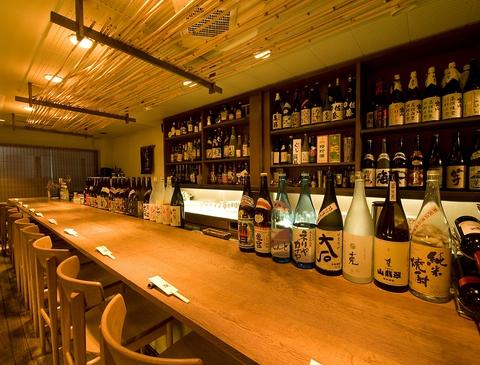 こだわりの地酒と、大和ポーク・大和野菜の料理が堪能できる、地産地消の店!