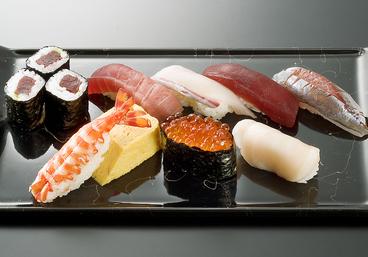 鮨 ほり川 池袋ホテルメトロポリタン店のおすすめ料理1